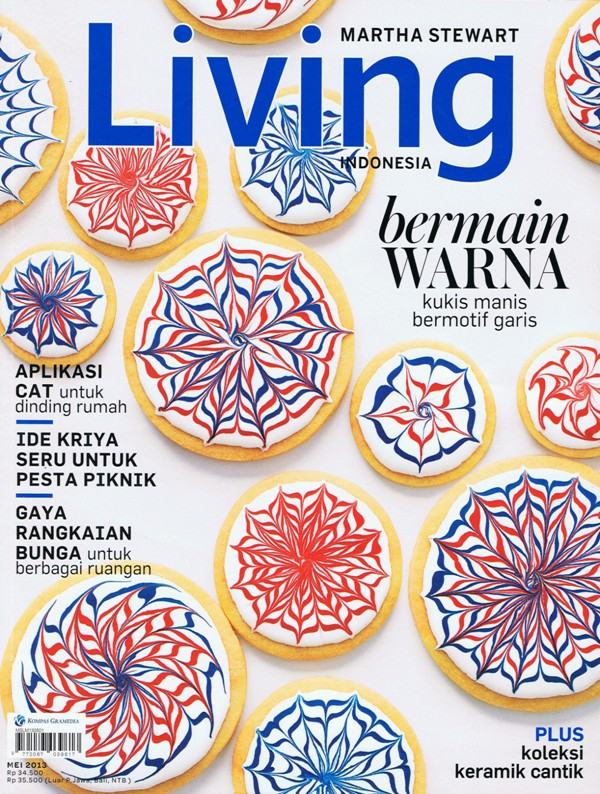 Living-cover web