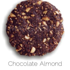 chocolate-almond web