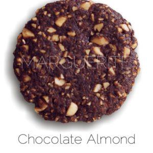 chocolate-almond web
