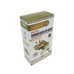 box-green tea almond