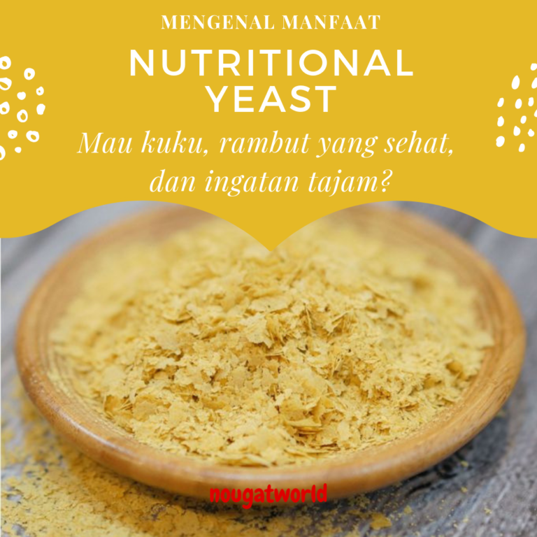 manfaat nutritional yeast