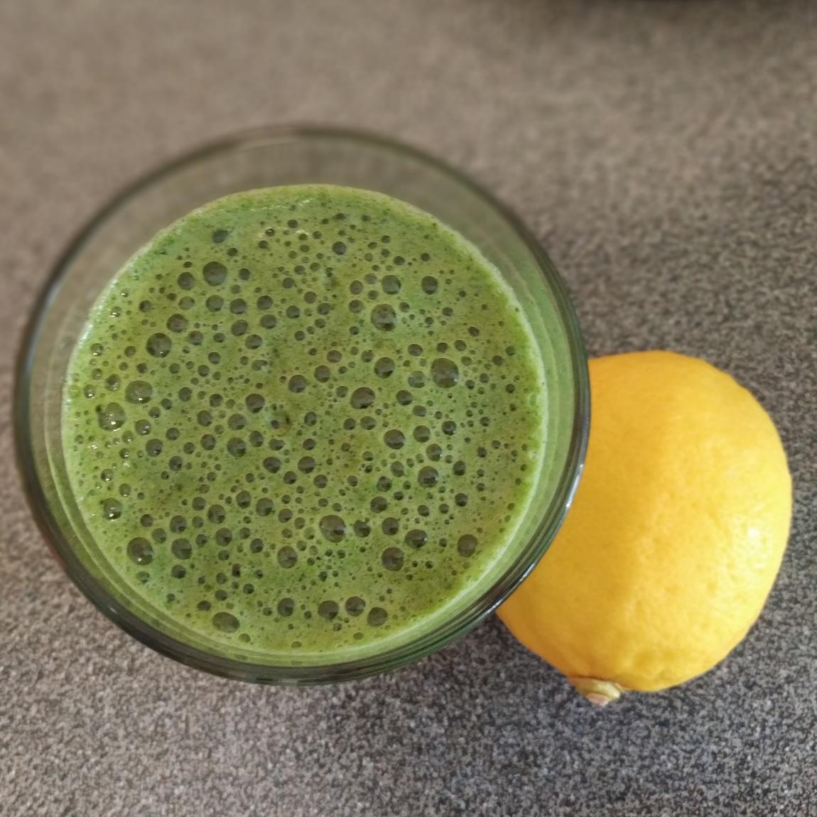 Kale Shake potassium adalah
