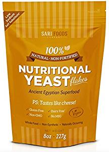 Nutritional Yeast Non Fortified