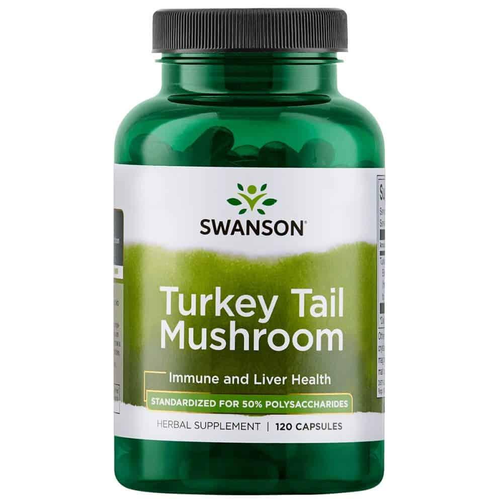 Suplemen Turkey Tail