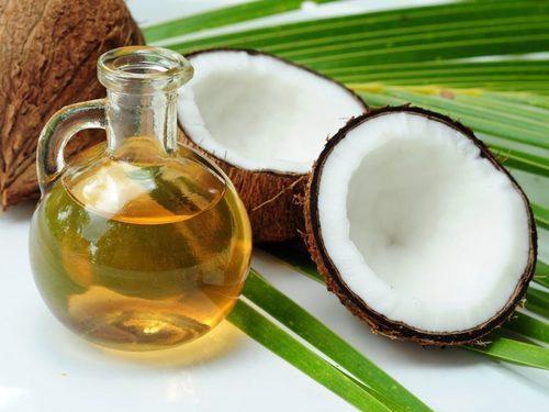 minyak kelapa tradisional