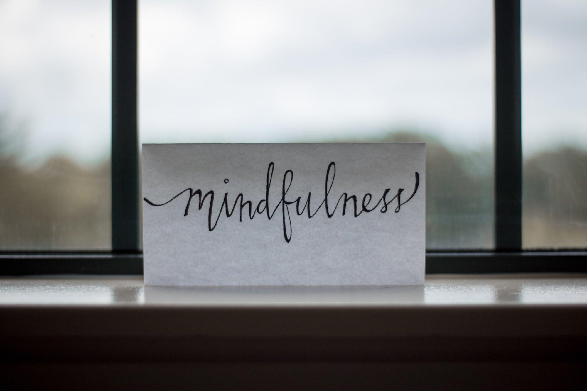 Mindfulness hidup sehat