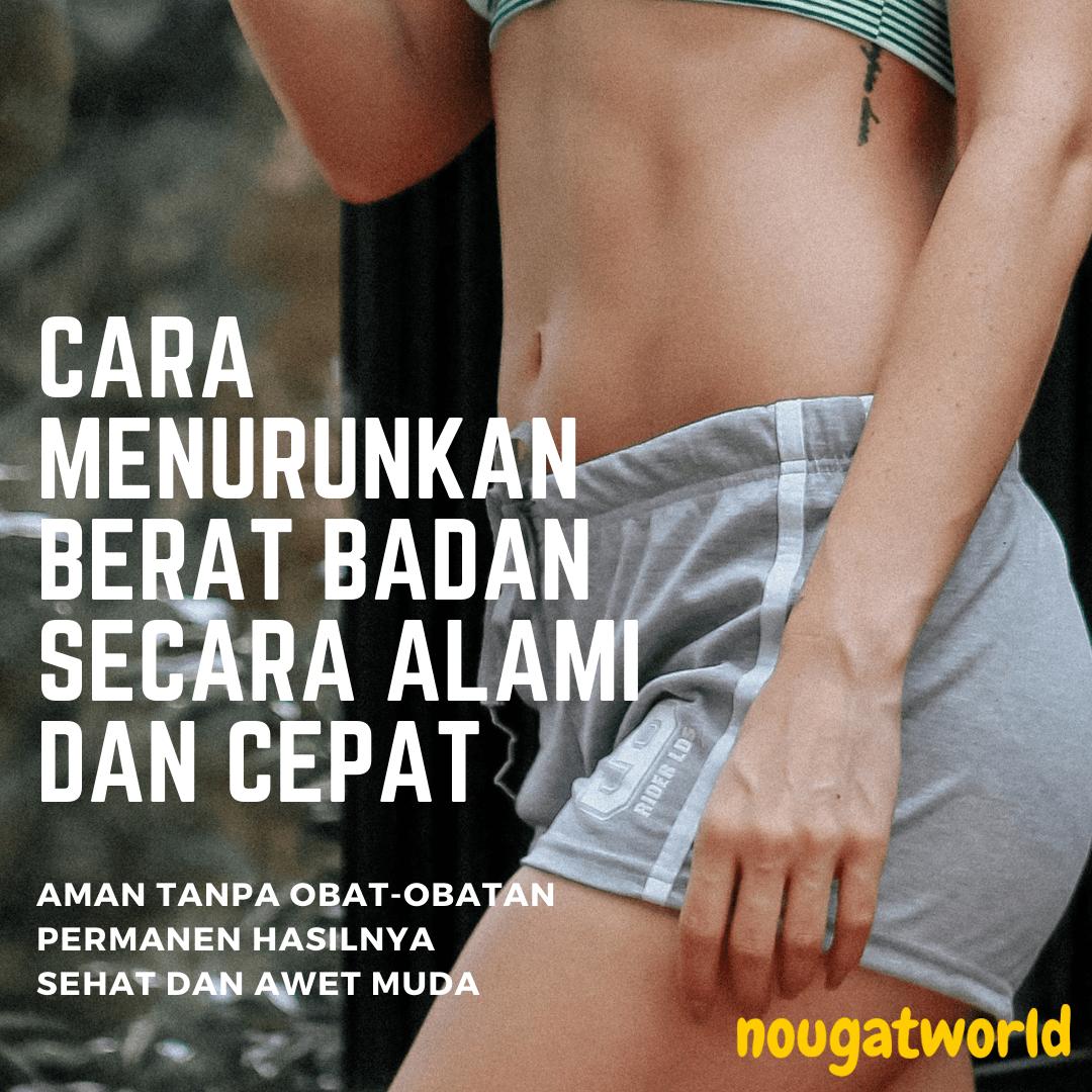 Cara Menurunkan Berat Badan Secara Alami Dan Cepat Oleh Oleh Khas Jakarta