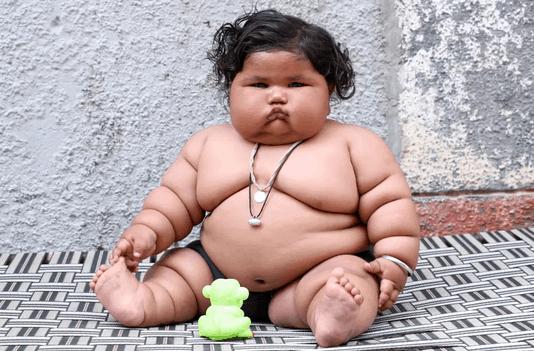 bayi gemuk