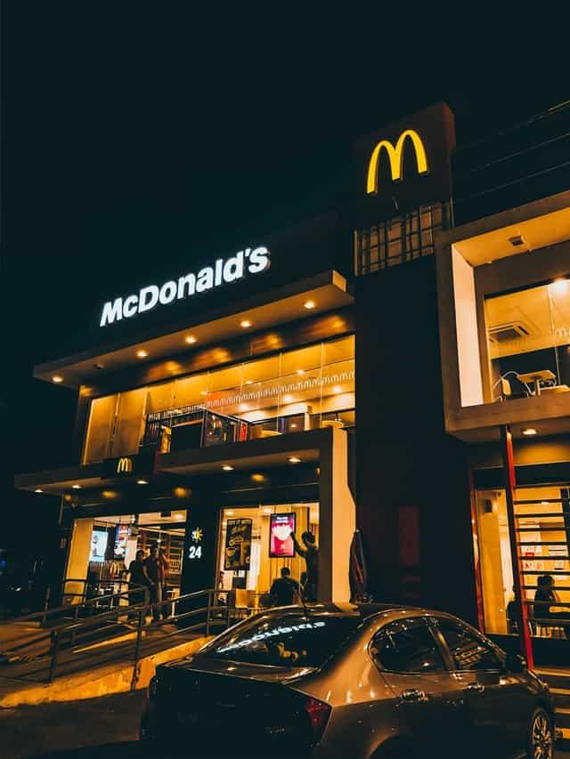 restoran fast food